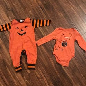 Halloween bundle 12-18 months